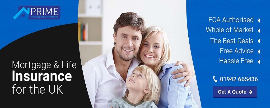 Prime Financial Solutions and Mortgages Wigan UK, life insurance uk, mortgages uk